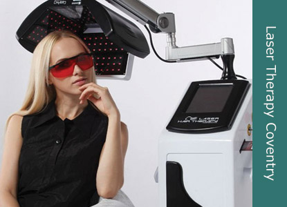 Laser Therapy Coventry Booking