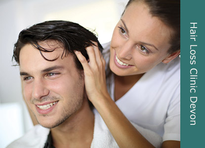 Hair Loss Consultation Honiton Devon