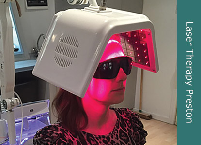Laser Therapy Preston Booking
