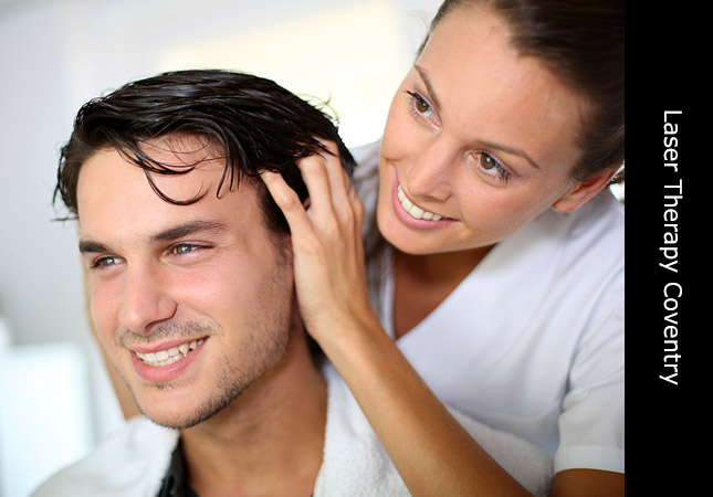 Younger man extremely pleased with Invis hair replacement systems in Coventry UK