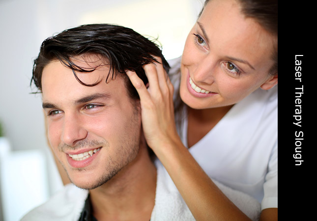 Complete hair restoration at Invisi laser clinics in Slough Berkshire