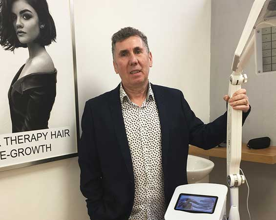Hair Replacement Staffordshire