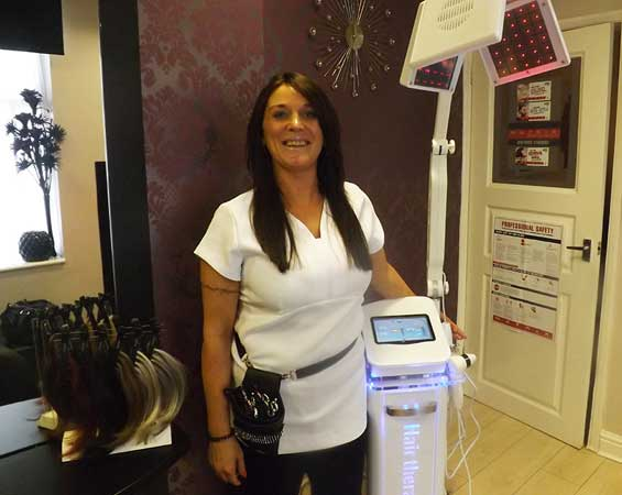 Laser Therapy Coventry