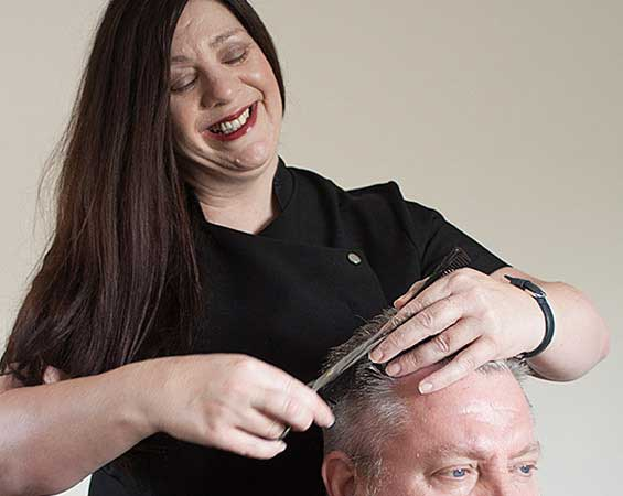 Mens Hair Replacement Cardiff