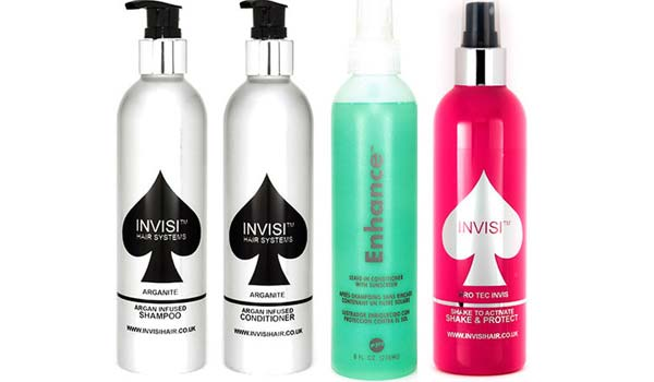 Hair System Shampoos & Conditioners