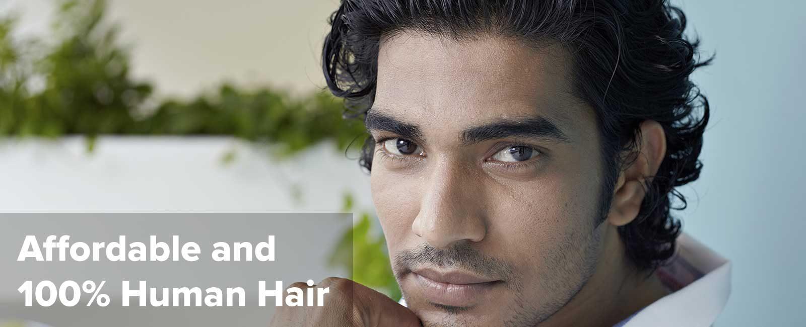 Affordable 100% Human Hair