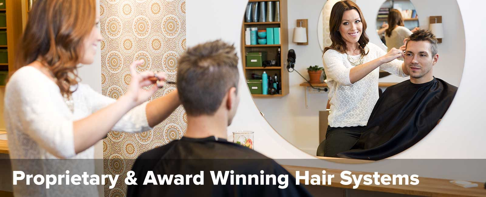 Award Winning Hair Systems